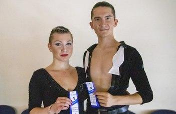 Táncos sikerek a BME rendezvényén