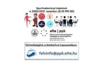Sporttudományi képzések az ESI gondozásában
