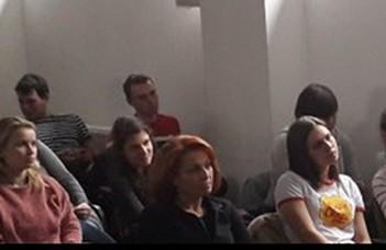 Rekreációs gyakorlati workshop az ELTE ESI-ben